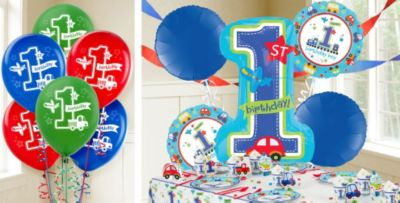 Birthday Decorations From The Movie Home Birthday Cake and