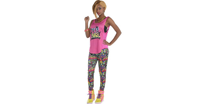 Create Your Own Women S 90s Hip Hop Costume Accessories