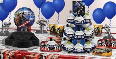 Star Wars Cake Supplies Star Wars Cupcake Cookie Ideas Party
