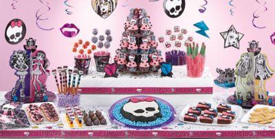 Monster High Cake Supplies Monster High Cupcake Cookie Ideas