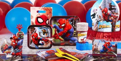 Spiderman Party Supplies Spiderman Birthday Ideas Party City