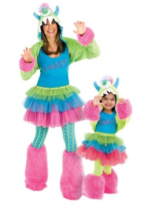 Uggsy Monster Mommy and Me Costumes
