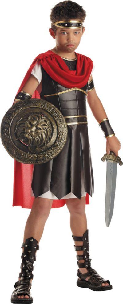Boys Hercules Costume
