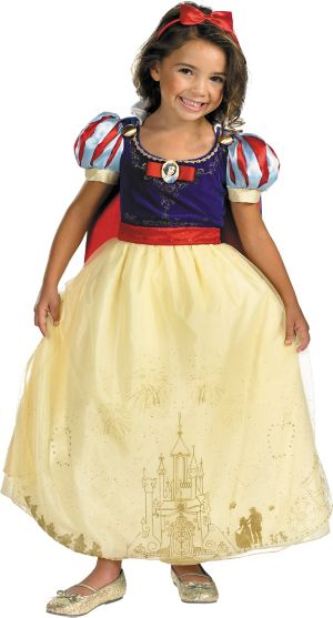 Girls Snow White Costume Prestige