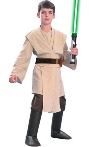 Boys Jedi Costume Deluxe - Star Wars