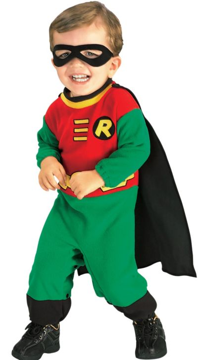 Baby Robin Costume - Teen Titans