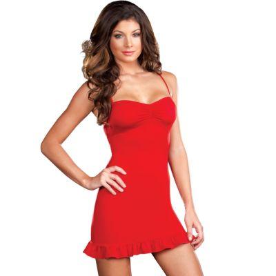 Red Starter Dress