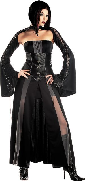 Adult Baroness Von Bloodshed Vampire Costume