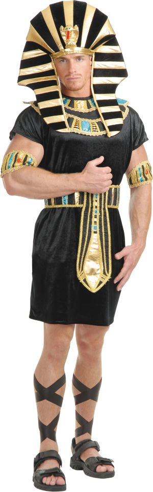 Adult King Tut Egyptian King Costume