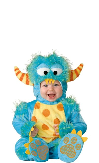 Baby Lil Monster Costume Deluxe