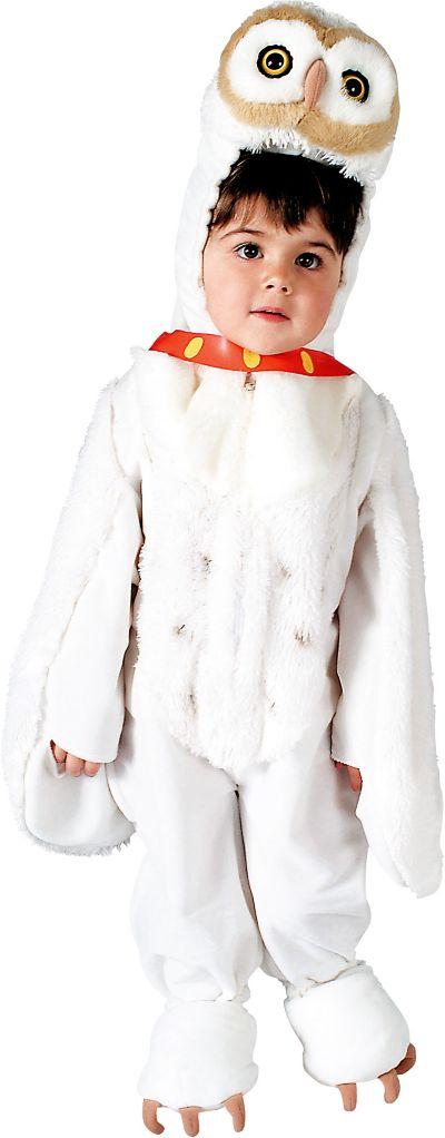Boys Hedwig Owl Costume - Harry Potter