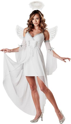 Adult Heaven's Angel Costume