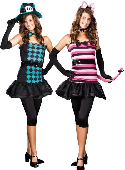 Teen Girls Mad About You Reversible Costume