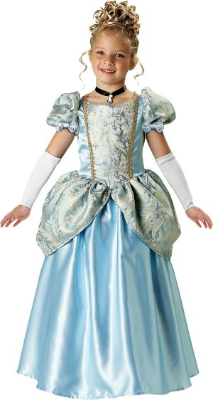 Girls Enchanting Princess Costume Elite