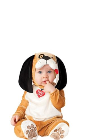 Baby Itty Bitty Beagle Puppy Costume