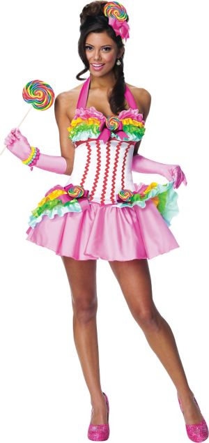Adult Sexy Lollipop Costume