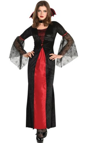 Adult Countess Vampiretta Vampire Costume