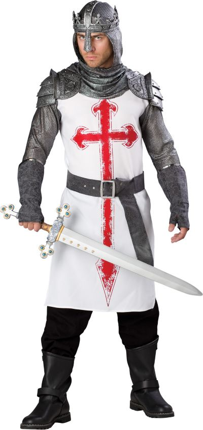 Adult Crusader Costume Premiere