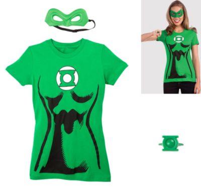 Female Green Lantern Accessory Kit