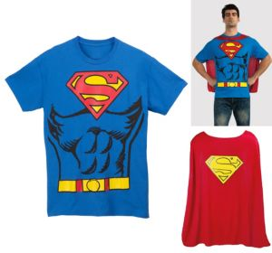 Superman Accessory Kit