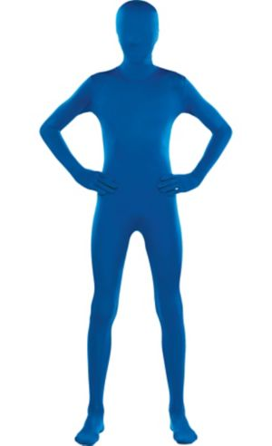 Teen Blue Partysuit