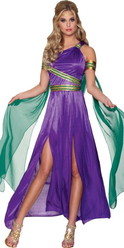 Adult Jewel Goddess Costume