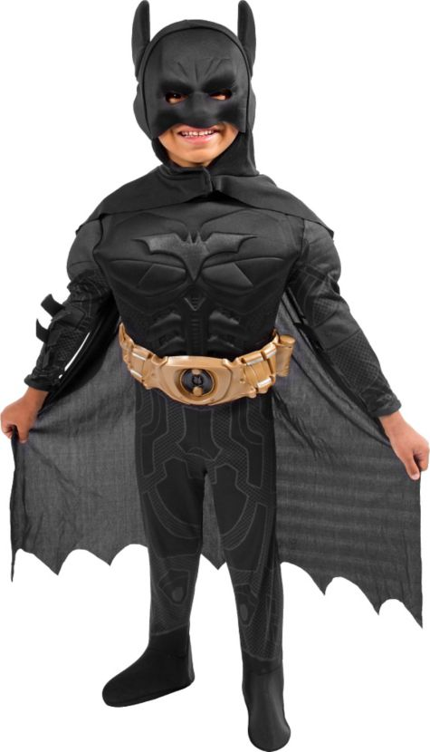 Batman Halloween Costume Toddler Toddler Boys Batman Costume