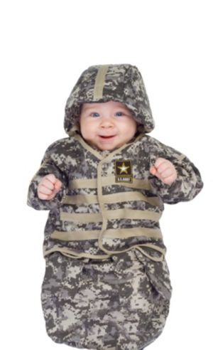 Baby Bunting U.S. Army Costume