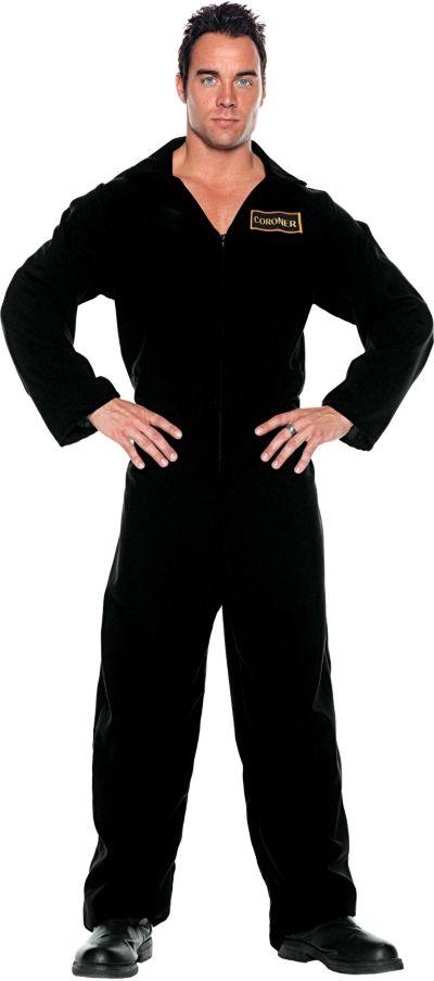 Adult Coroner Costume