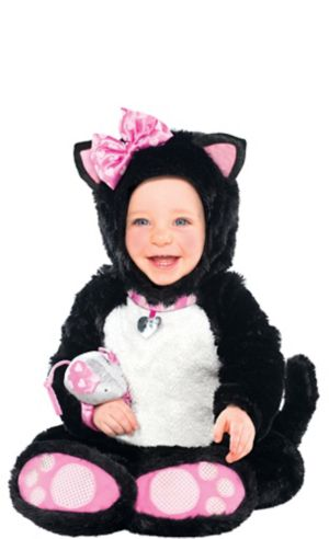 Baby Itty Bitty Kitty Costume - Cat