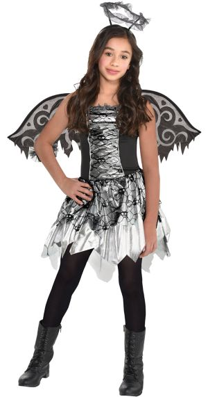 Girls Fallen Angel Costume