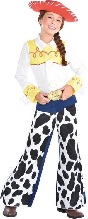 Toddler Girls Jessie Costume - Toy Story