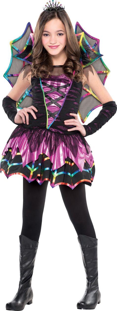 Anime Costumes Girls Girls Spider Fairy Costume