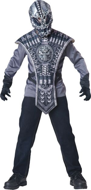 Boys Alien Warrior Costume