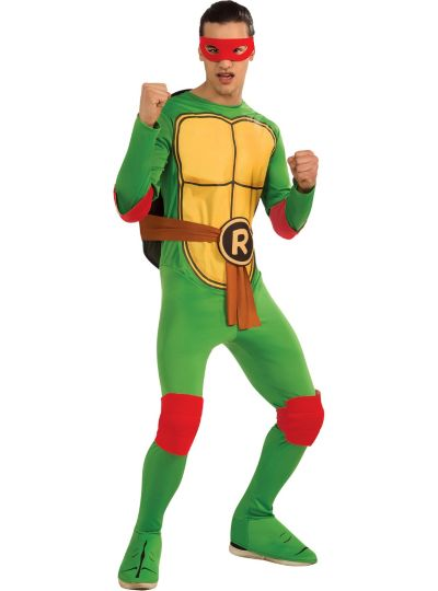 Adult Raphael Costume - Teenage Mutant Ninja Turtles