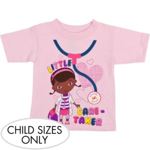Little Caretaker Doc McStuffins T-Shirt