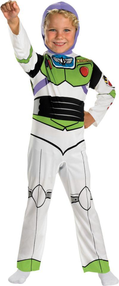 Boys Buzz Lightyear Toy Story Costume