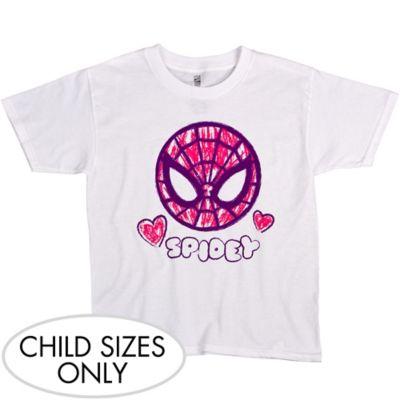 Spidey Spider-Girl T-Shirt