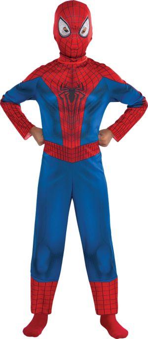 Boys Amazing Spider-Man Costume - The Amazing Spider-Man 2