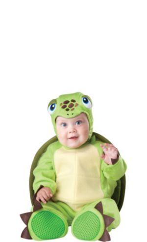 Baby Tiny Turtle Costume Deluxe