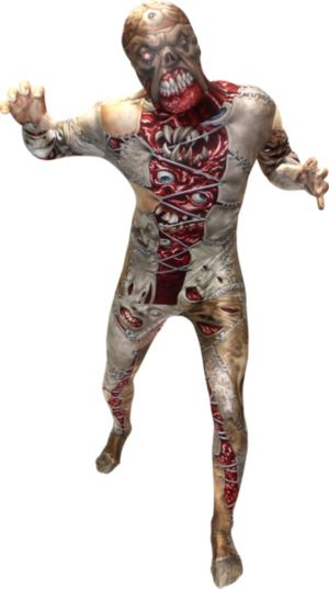 Adult Facelift Monster Morphsuit
