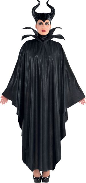 Adult Maleficent Costume Plus Size - Maleficent