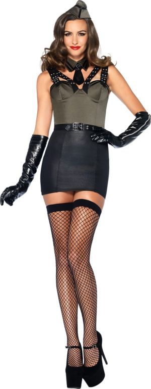 Adult Major Bombshell Army Costume