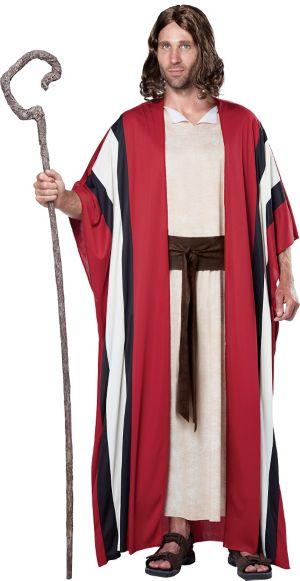 Adult Red Shepherd Costume