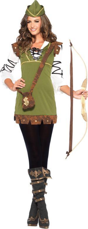 Adult Classic Robin Hood Costume