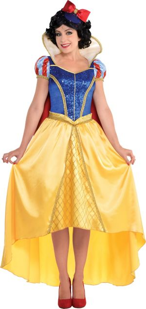 Adult Snow White Costume Couture - Snow White and the Seven Dwarfs