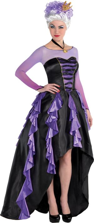 Adult Ursula Costume Couture The Little Mermaid Party