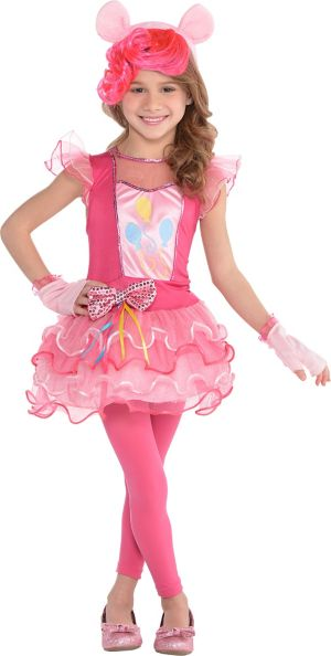 Toddler Girls Pinkie Pie Costume My Little Pony Party