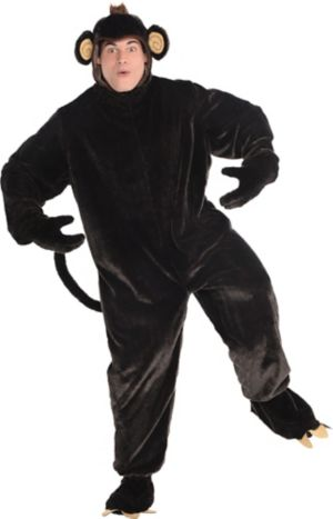 Adult Monkey Business Costume Plus Size