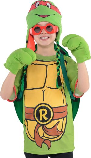 Child Raphael T-Shirt - Teenage Mutant Ninja Turtles